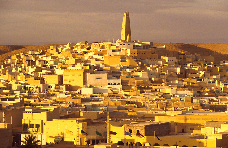 Foto de Argelia