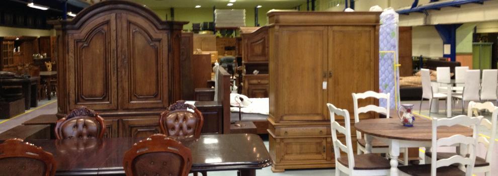 Foto de mobiliario del rastro
