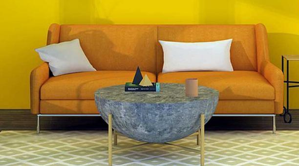 Sofá de estilo moderno