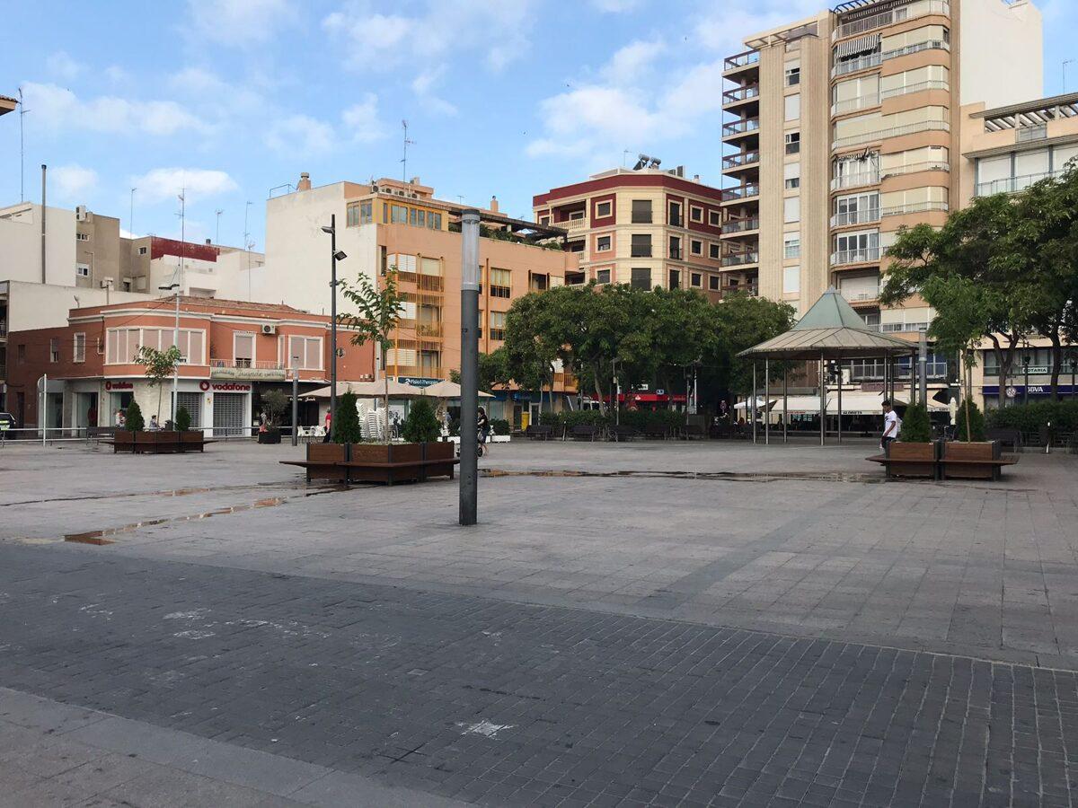 Foto panorámica de Santa Pola