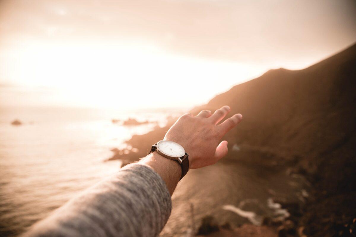 foto que representa tiempo y constancia