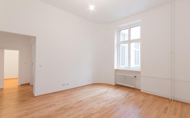 venta de piso vacío